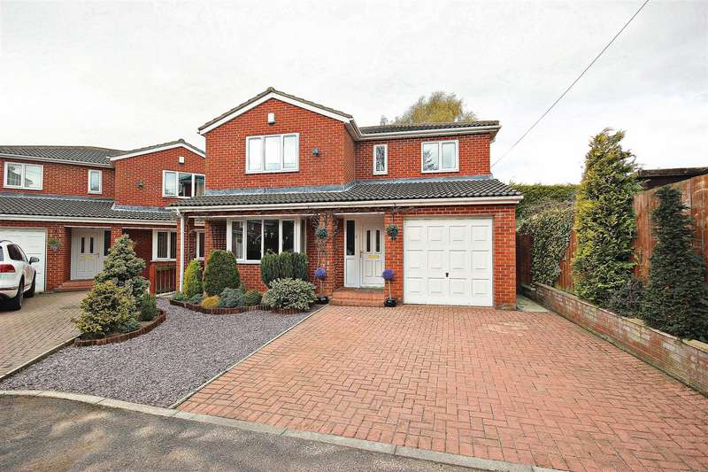 4 Bedrooms Detached House for sale in The Larches, Carrville, Durham