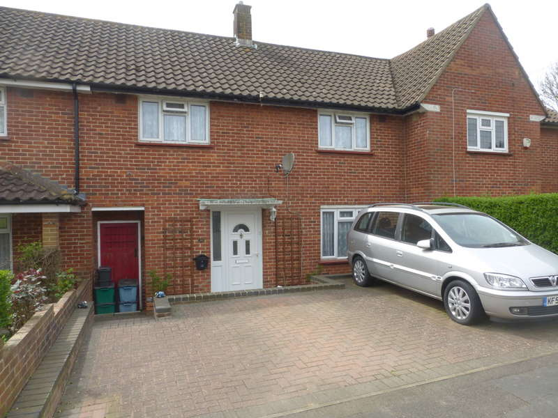 3 Bedrooms Semi Detached House for sale in Redstart Close, New Addington, Croydon
