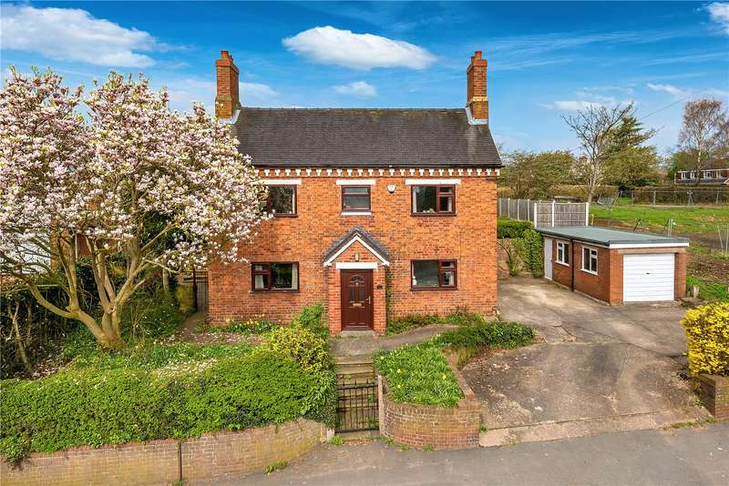 4 Bedrooms Detached House for sale in Athlone, 13 Forton Road, Newport, Shropshire, TF10