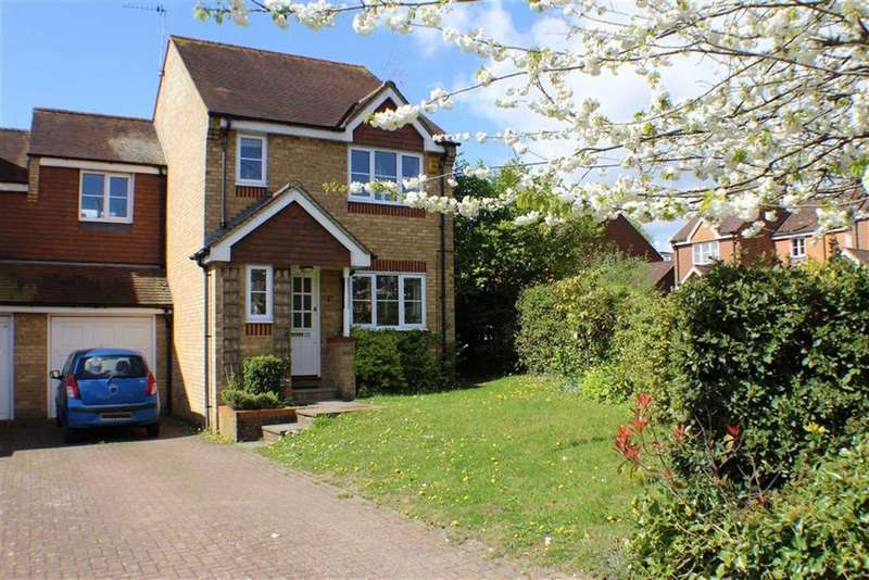 4 Bedrooms End Of Terrace House for sale in Orient Close, St Albans, Hertfordshire