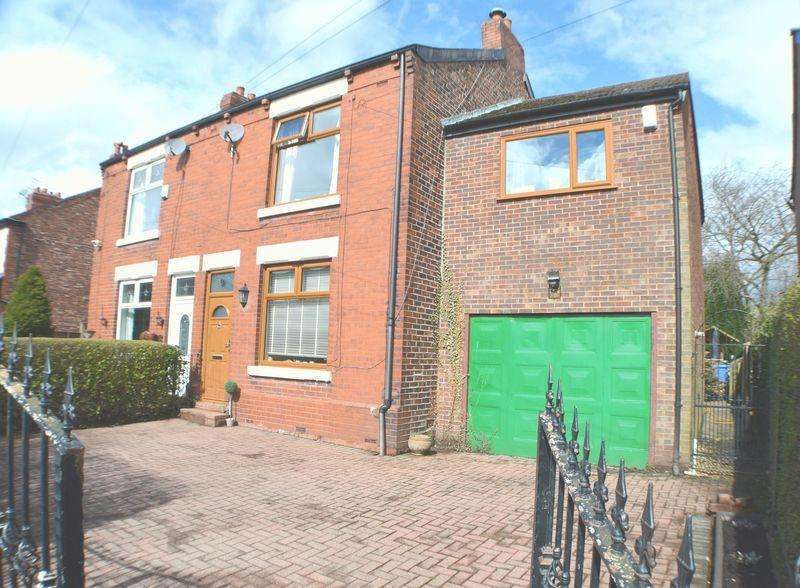4 Bedrooms Semi Detached House for sale in Newtown Avenue, Manchester