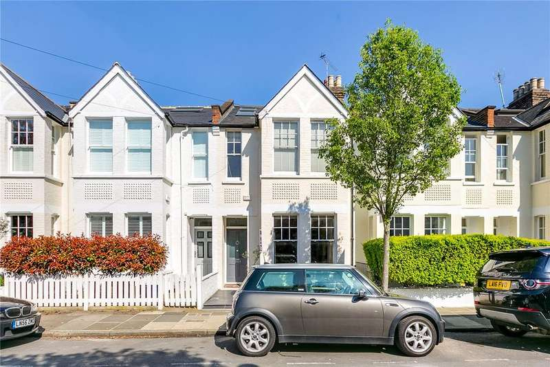4 Bedrooms House for sale in Second Avenue, Mortlake, London