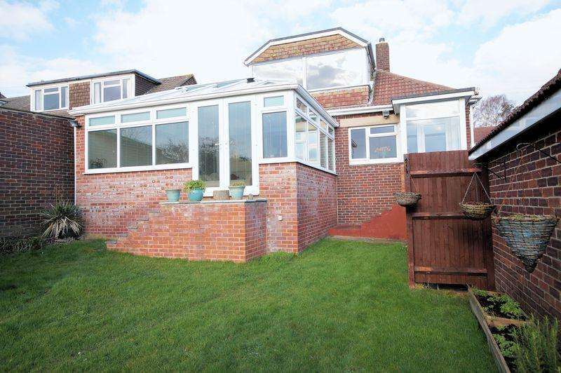 4 Bedrooms Detached Bungalow for sale in Hill Road, Portchester