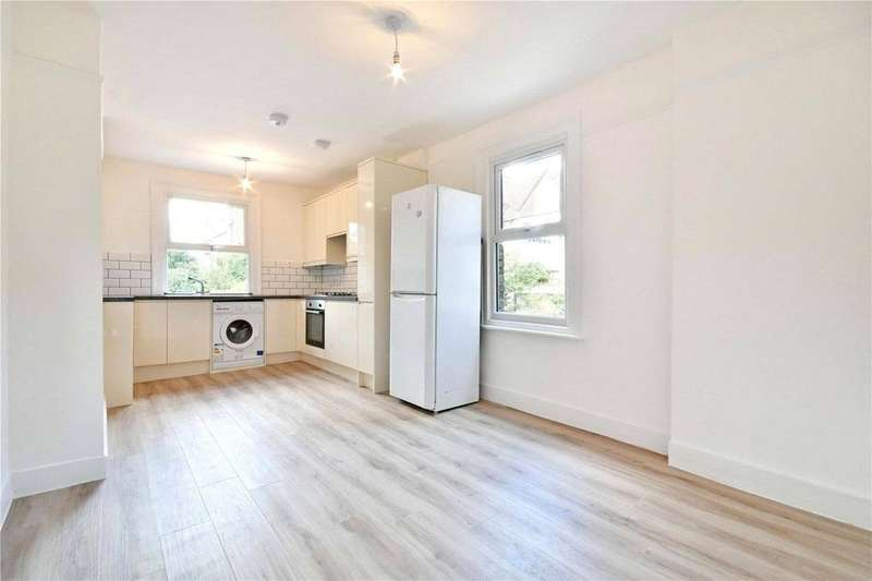 3 Bedrooms Apartment Flat for sale in Willesden Lane, West Hampstead, NW6