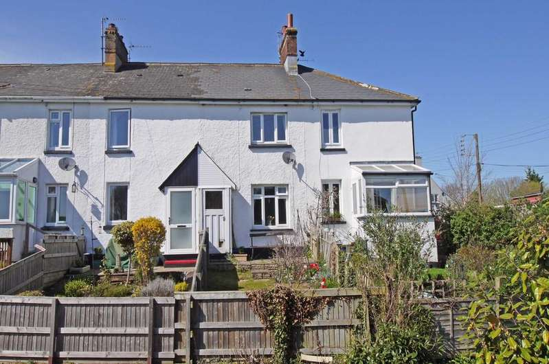 2 Bedrooms Terraced House for sale in Exe View, Exminster