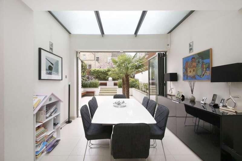 5 Bedrooms House for rent in Gunterstone Road, W14