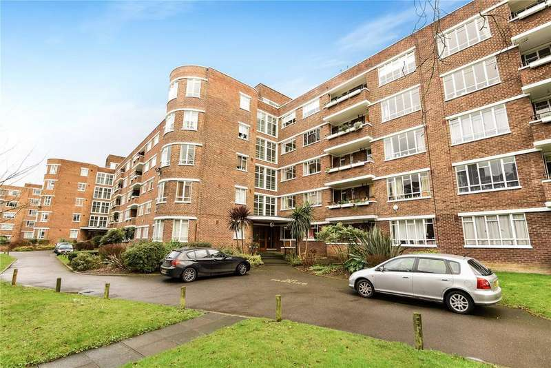 Studio Flat for sale in Ruskin Park House, Champion Hill, London, SE5