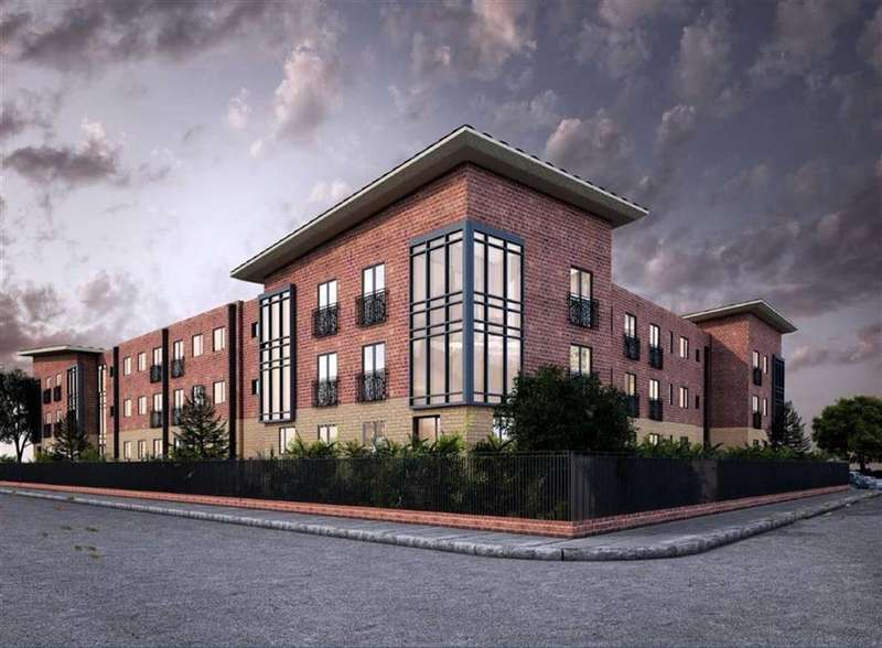2 Bedrooms Flat for sale in Lower Broughton Road, Salford