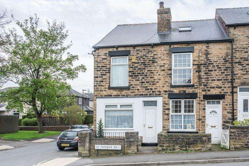 3 Bedrooms End Of Terrace House for sale in St Thomas Road, Crookes, S10 1UW - Immaculately Presented Throughout