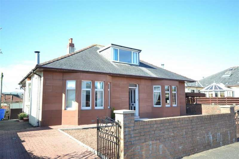 4 Bedrooms Detached Bungalow for sale in 92 Castlehill Road, Ayr, KA7 2LF