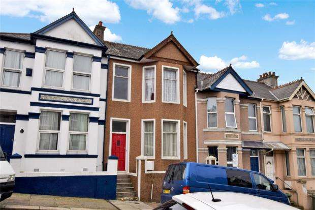 3 Bedrooms Terraced House for sale in Winston Avenue, Plymouth, Devon