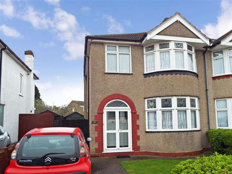 3 Bedrooms Semi Detached House for sale in Chastilian Road, , Dartford, Kent