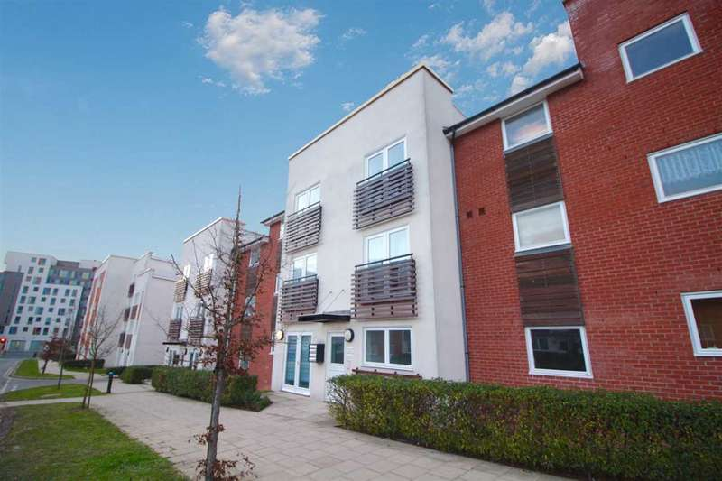 2 Bedrooms Apartment Flat for sale in Pownall Road, Ipswich