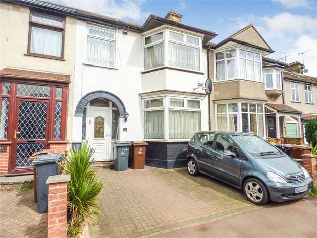 4 Bedrooms Terraced House for sale in Beccles Drive, Barking, Essex