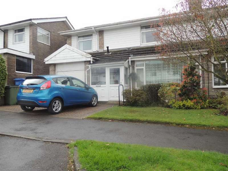 4 Bedrooms Semi Detached House for sale in Ridge Crescent, Marple, Stockport