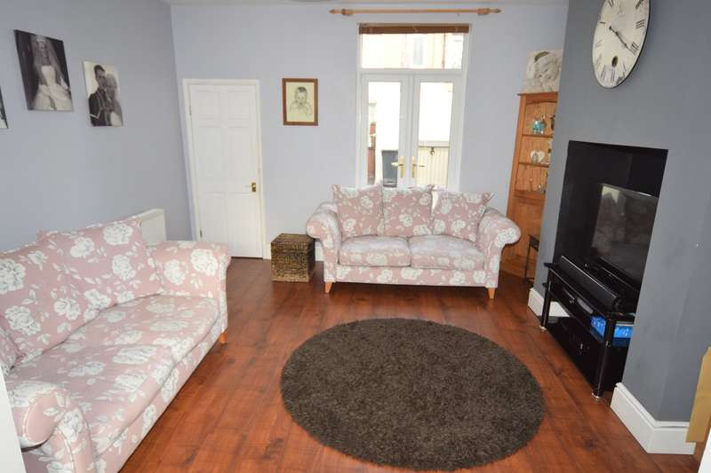 3 Bedrooms End Of Terrace House for sale in Ramsden Dock Road, Barrow-in-Furness, Cumbria LA14 2TR