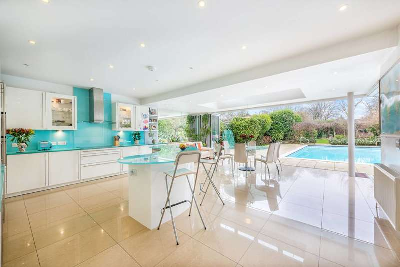 7 Bedrooms House for sale in Carlton Gardens, Ealing, W5