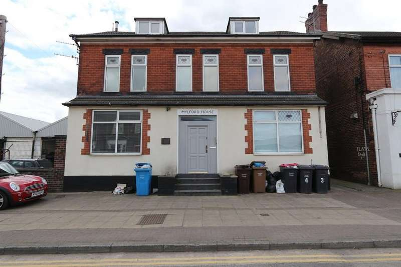 1 Bedroom Apartment Flat for sale in 5 Mylford House, 653 - 655 Liverpool Road, Irlam