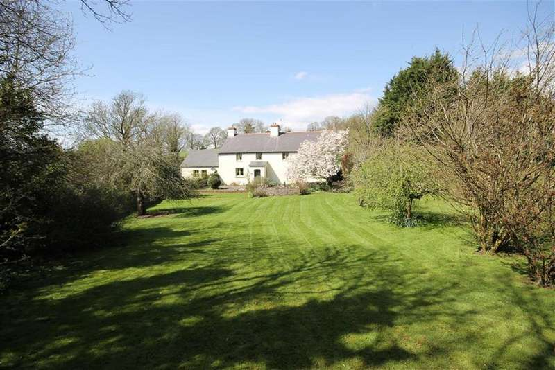 4 Bedrooms Detached House for sale in Alps Quarry Road, Wenvoe, Vale Of Glamorgan