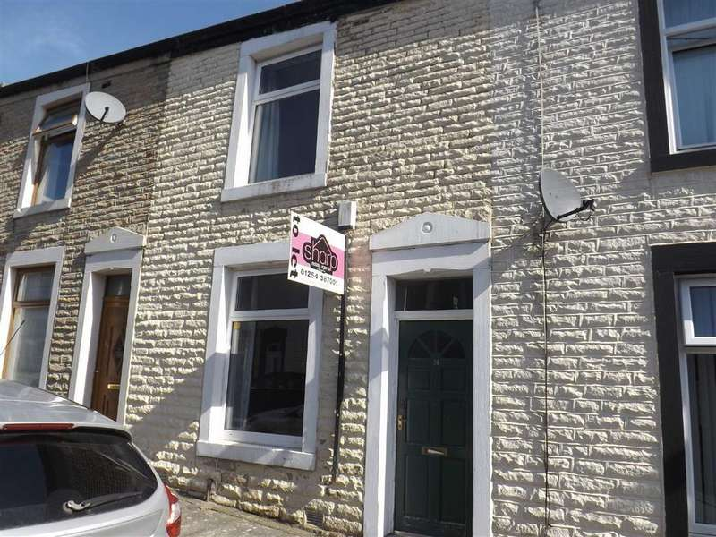 2 Bedrooms Terraced House for rent in Gladstone Street, Great Harwood