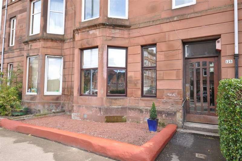 2 Bedrooms Ground Flat for sale in 0/1 125 Tantallon Road, Shawlands, G41 3EW