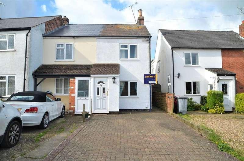 2 Bedrooms End Of Terrace House for sale in Armour Road, Tilehurst, Reading, Berkshire, RG31