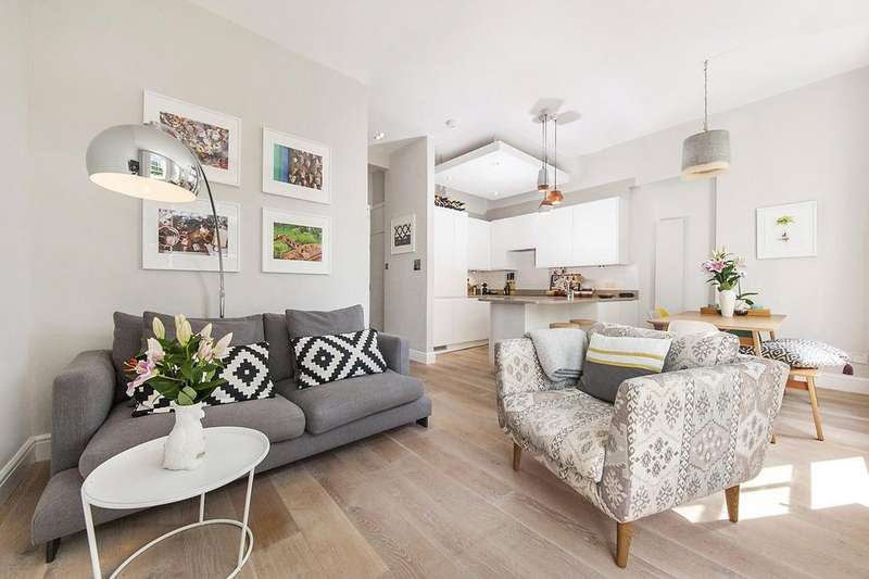 2 Bedrooms Flat for sale in Lawford Road, Kentish Town, London