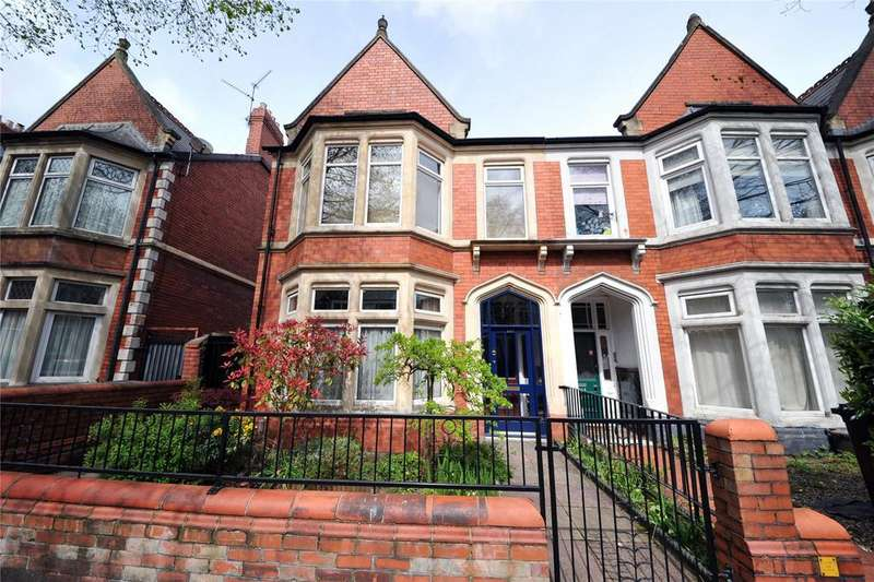 4 Bedrooms End Of Terrace House for sale in Albany Road, Roath, Cardiff, CF24