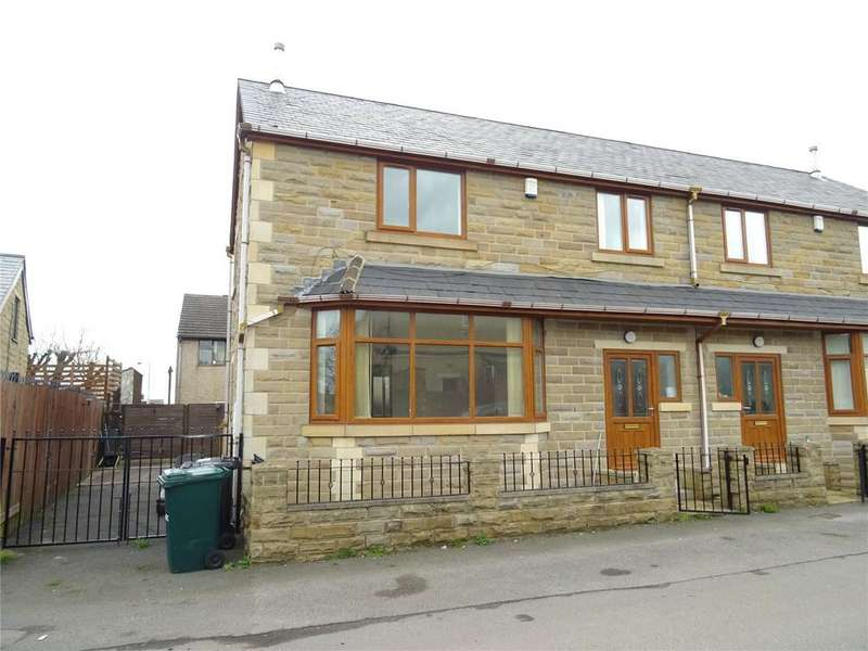 3 Bedrooms Semi Detached House for sale in Lemon Street, Bradford, West Yorkshire, BD5