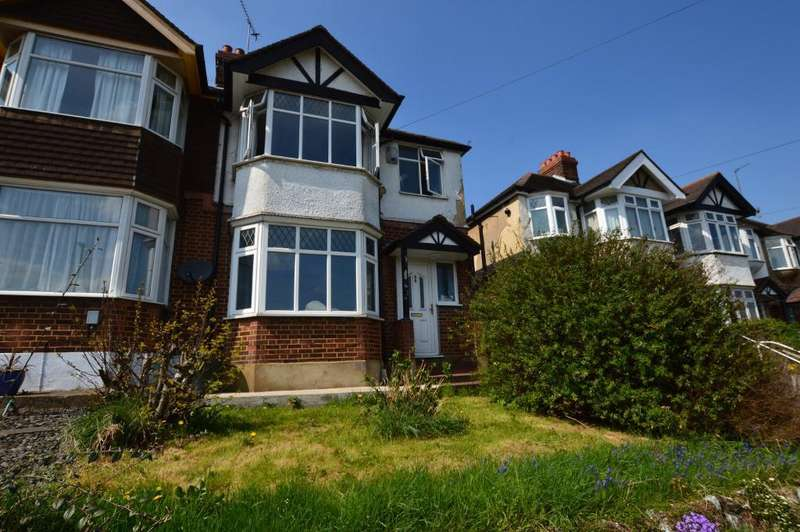 3 Bedrooms End Of Terrace House for sale in Crawley Green Road, Round Green, Luton, LU2 0QL