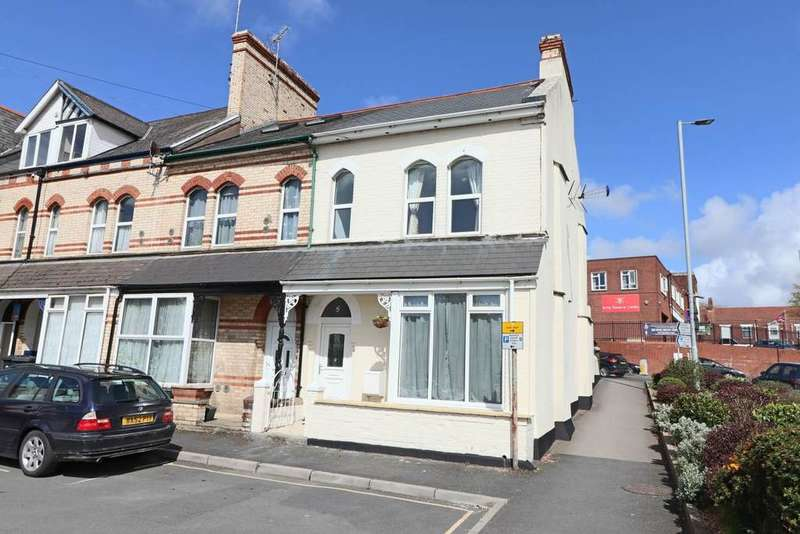 3 Bedrooms Town House for sale in Barnstaple, North Devon