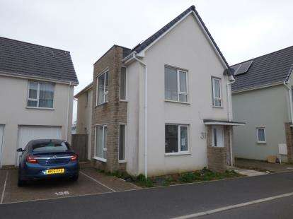 4 Bedrooms Detached House for sale in North Prospect, Plymouth, Devon