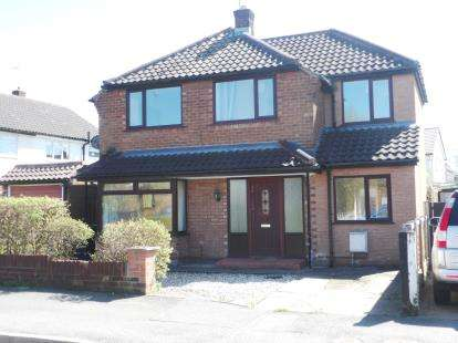 4 Bedrooms Detached House for sale in Ellesmere Avenue, Chester, Cheshire, CH2