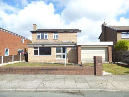 3 Bedrooms Detached House for sale in Farndale, Widnes, Cheshire, WA8