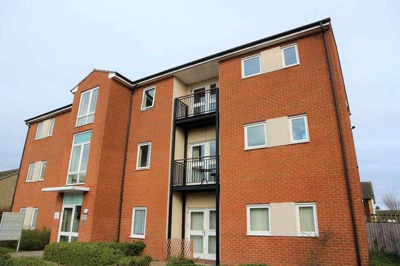2 Bedrooms Apartment Flat for sale in Kildown Close, Ashford