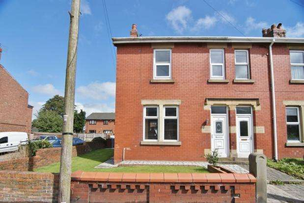3 Bedrooms End Of Terrace House for sale in Clitheroes Lane, Freckleton, Preston, Lancashire, PR4 1SD