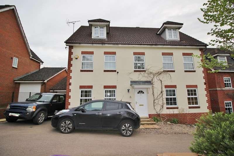 5 Bedrooms Detached House for sale in Quantock Close, Stevenage, Hertfordshire, SG1