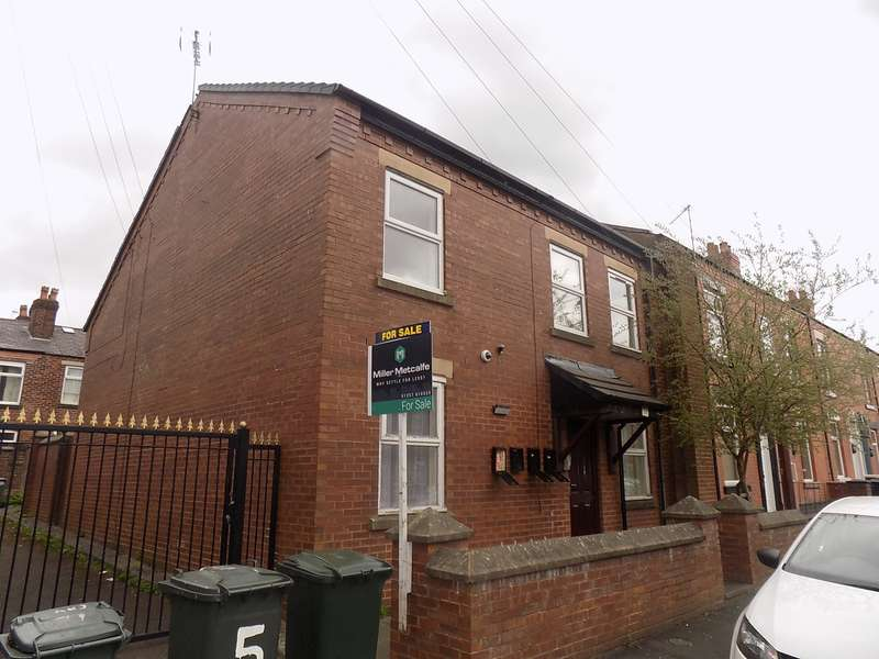 4 Bedrooms End Of Terrace House for sale in Gordon Street, Chorley, PR6