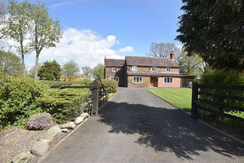 5 Bedrooms Detached House for sale in Somerwood, Uffington, Shrewsbury