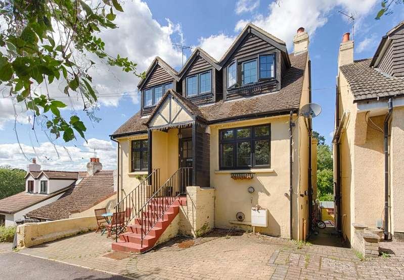 5 Bedrooms Detached House for sale in Hillside Terrace, Hertford