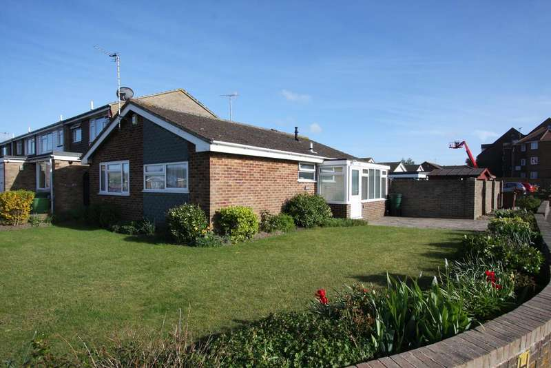 2 Bedrooms Detached Bungalow for sale in Princes Road, Eastbourne BN23