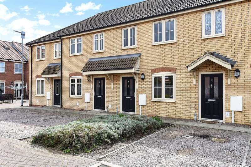 2 Bedrooms Terraced House for sale in Coach Mews, Waddington, LN5