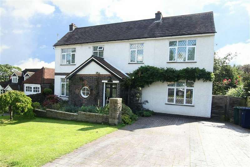 4 Bedrooms Detached House for sale in Eleanor Crescent, Mill Hill, London