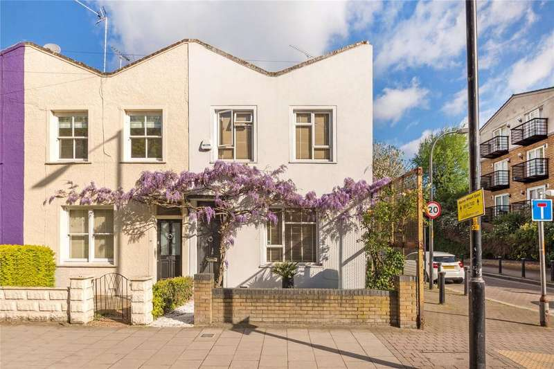 2 Bedrooms End Of Terrace House for sale in Plough Way, London