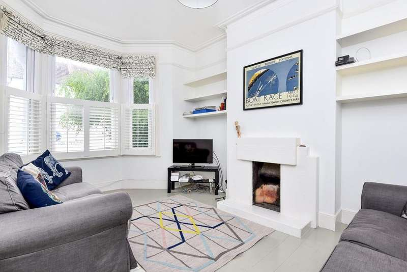 4 Bedrooms Terraced House for sale in Eswyn Road, Tooting