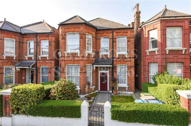 5 Bedrooms Detached House for sale in Anson Road, Willesden Green, London, NW2