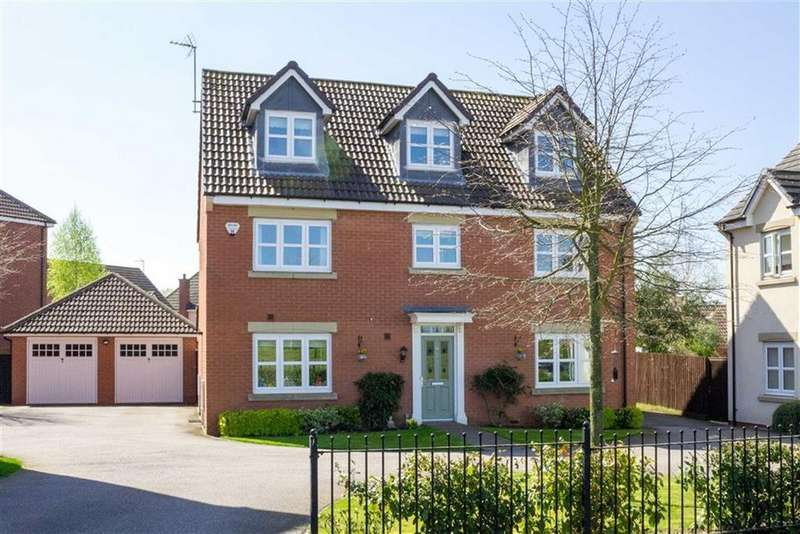 5 Bedrooms Detached House for sale in Willow Road, Barrow Upon Soar, LE12