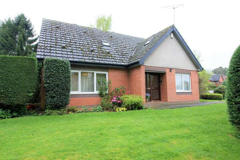 4 Bedrooms Detached Bungalow for sale in Lilbourne Road, Catthorpe, Lutterworth