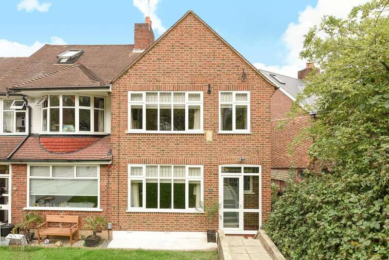 3 Bedrooms End Of Terrace House for sale in Patterson Road, Upper Norwood