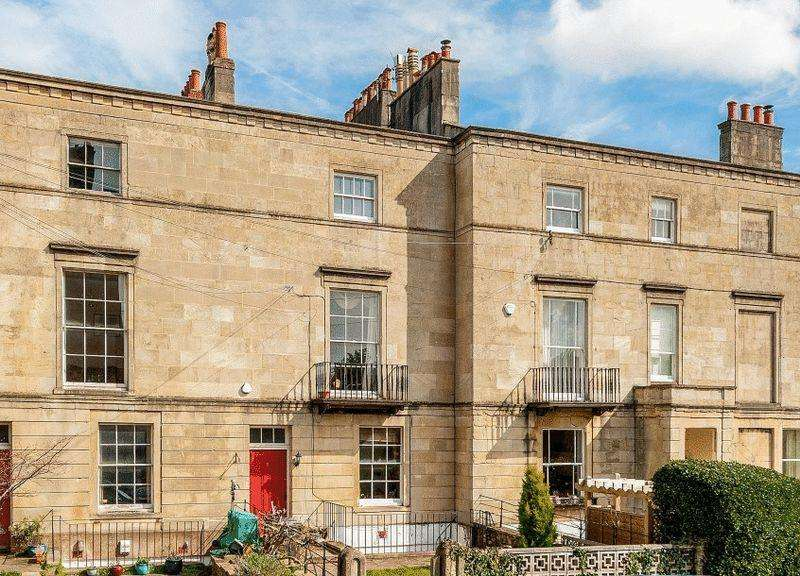 5 Bedrooms Terraced House for sale in Exeter Buildings, Redland